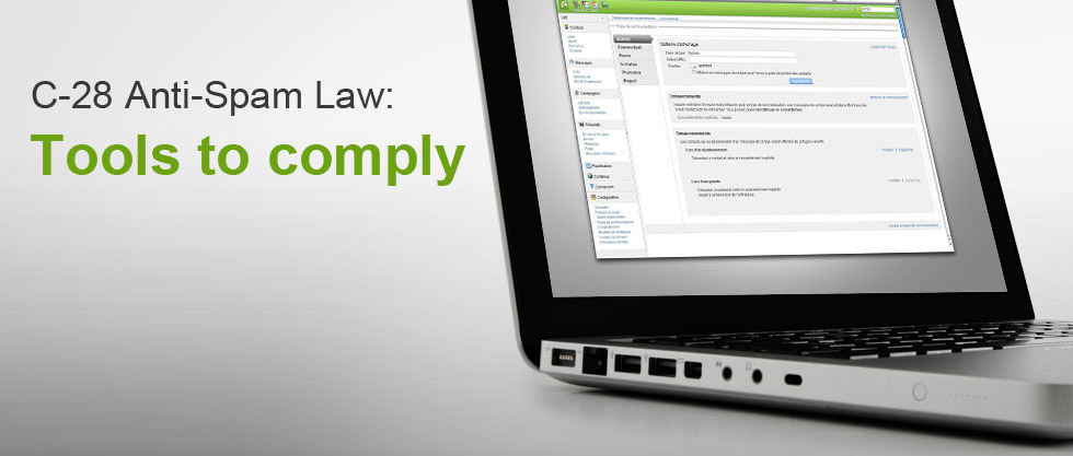 C-28 Anti-Spam Law: Tools to comply