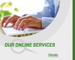 Our online services