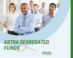 ASTRA segregated funds