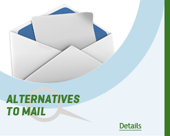 Alternatives to mail